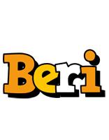 Beri cartoon logo