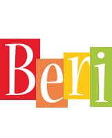 Beri colors logo