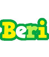 Beri soccer logo