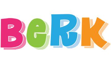 Berk friday logo