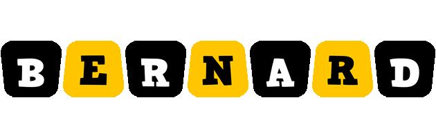 Bernard boots logo