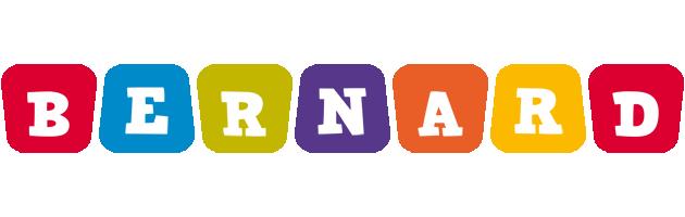 Bernard daycare logo