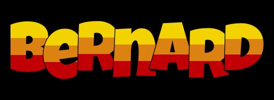 Bernard jungle logo