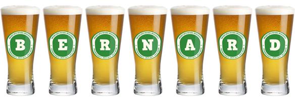 Bernard lager logo