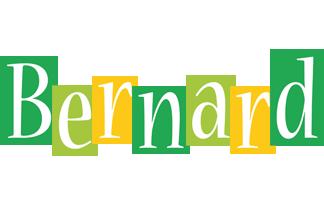 Bernard lemonade logo