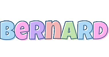 Bernard pastel logo