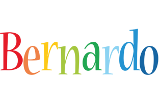 Bernardo birthday logo