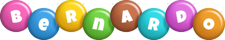 Bernardo candy logo