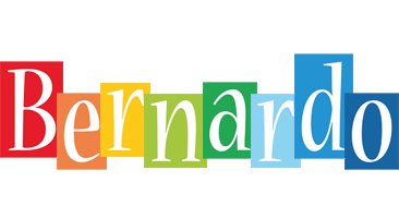 Bernardo colors logo