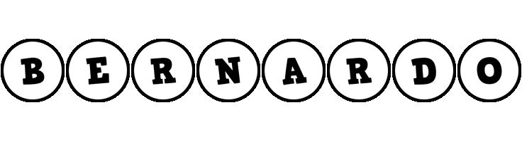 Bernardo handy logo
