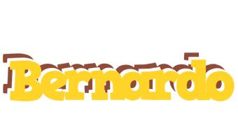 Bernardo hotcup logo