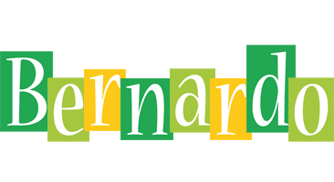 Bernardo lemonade logo