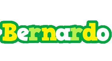 Bernardo soccer logo