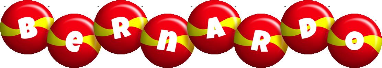 Bernardo spain logo
