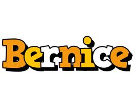 Bernice cartoon logo