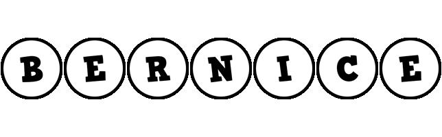 Bernice handy logo