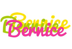Bernice sweets logo