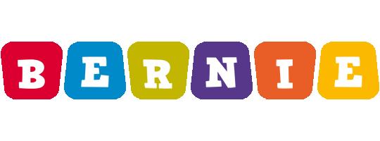 Bernie daycare logo