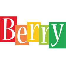 Berry colors logo