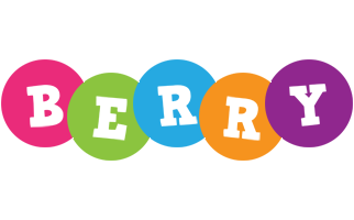 Berry friends logo