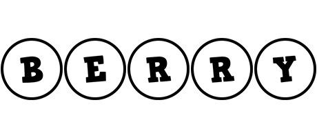 Berry handy logo