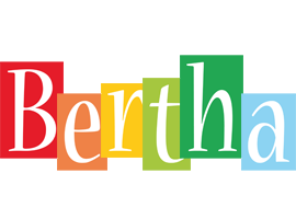 Bertha colors logo