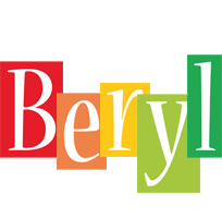 Beryl colors logo