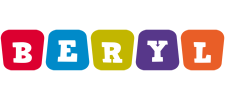 Beryl daycare logo