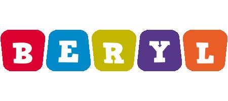 Beryl kiddo logo