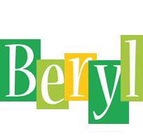 Beryl lemonade logo