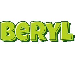 Beryl summer logo