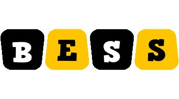 Bess boots logo
