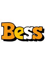 Bess cartoon logo