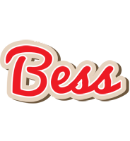 Bess chocolate logo