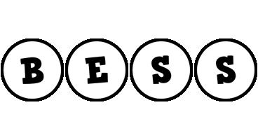 Bess handy logo