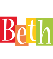 Beth colors logo