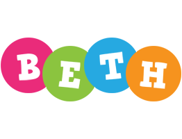 Beth friends logo
