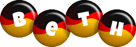 Beth german logo