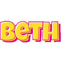 Beth kaboom logo
