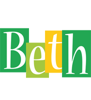 Beth lemonade logo