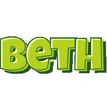 Beth summer logo