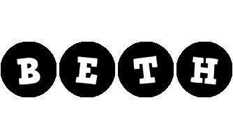 Beth tools logo