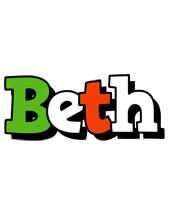 Beth venezia logo