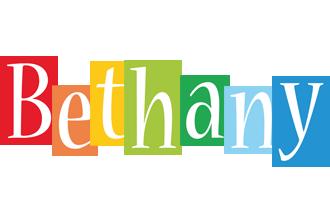 Bethany colors logo