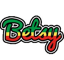 Betsy african logo