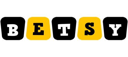 Betsy boots logo