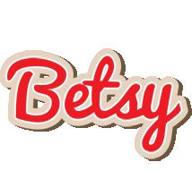 Betsy chocolate logo