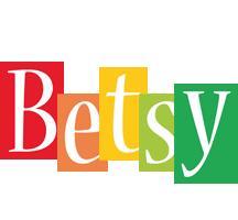 Betsy colors logo