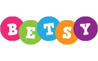 Betsy friends logo