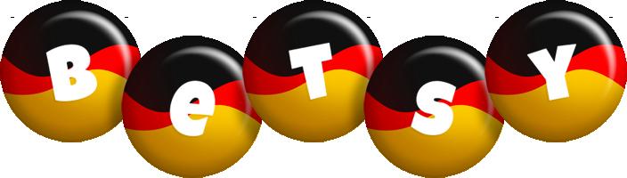 Betsy german logo